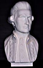 Sculpture Captain James Cook Unique Australian Bust Ltd. Ed. Brand New. 32 cm.