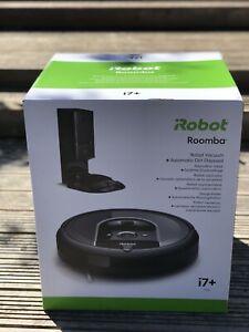 iRobot Roomba i7+ (i7558) Robot Vacuum Brand New In Box