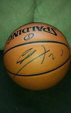 MANU GINOBILI signed (SAN ANTONIO SPURS)  basketball NBA CHAMP