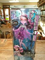 Monster High DRACULAURA Doll Set Getting Ghostly NEW 2014 In Package