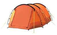2 Berth Festival Tent Two Person Weekend Camping Tent - OLPRO Abberley (Orange)