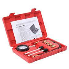 Petrol Gas Engine Cylinder Compression Tester Gauge Motor Test Tool Kit Xmas