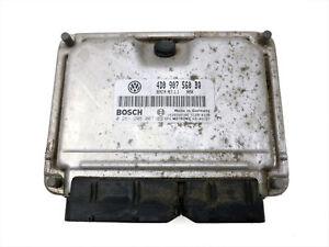 ECU Rechner für Motor Motorsteuergerät VW Touareg 7L 02-06 V8 4,2 228KW