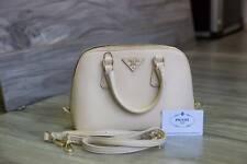 Prada Mini Saffiano Promenade Handbag