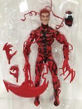 NEW IN STOCK!  Marvel Legends Venom Wave 1 Carnage *No Monster Venom BAF