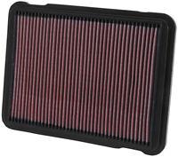 K&N PANEL FILTER-L/CRUISER V8 LEXS ES300,PRADO 3L DSL RYCO A1522 - KN 33-2146