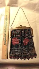 Mandalian Metal Mesh Purse