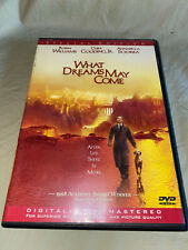 What Dreams May Come Dvd Widescreen Special Edition Robin Williams Movie