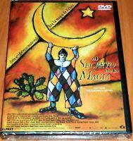 El secreto de la magia / PALJAS -DVD R2- Afrikaans Español - Precintada