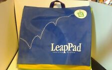 LeapPad Learning System Bag wholesale lot 5 cartridges games books math phonics