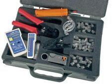 Velleman VTMUS2 Crimping Tool Kit for Network Cables