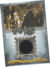 Harry Potter Half Blood Prince Update - C1 Blue Zip Top Costume Card - Radcliffe