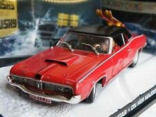 JAMES BOND MERCURY COUGAR CAR OHMSS MODEL 1/43RD SIZE PACKAGED ISSUE K8967Q ~#~