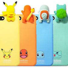 Genuine Pokemon Real Figure Case Galaxy Note 10/Note 10 Plus Case made in Korea