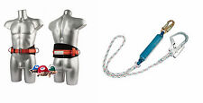 Gerüsthaltegurt Haltegurt FalldämpferAbsturzsicherung Auffangschutz Fallschutz