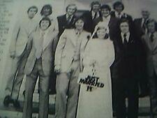 news item 1970 football phil hoadley leyton orient mandy dean married