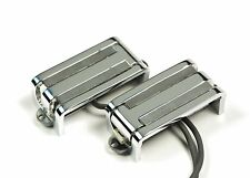 Lace Alumitone P-Bass Pickup Set - Chrome 21044-06 NEW