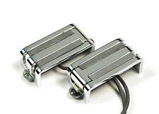 Lace Alumitone P-Bass Pickup Set - Chrome 21044-06 NEW