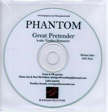 (AB594) Phantom, Great Pretender - DJ CD