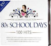 Ultimate Eighties Reunion 5 CD 80s 1980s Original Music