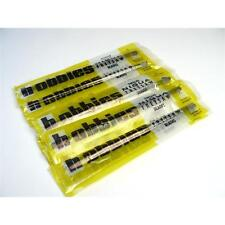 Hobbies Yellow Label Fretsaw Blades Fine Grade 00F Plain Ended 144 Blades