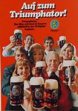 Bayerland München Schwabing Neuperlach Reklame Brauerei BMW Bau-Boom Olympiade