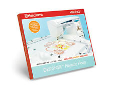 "Husqvarna Viking Designer Majestic Hoop 14.2"" x 13.8"" Sewing Area"