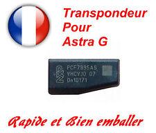 Transpondeur d'antidémarrage Opel  Astra G 1998 - 2004