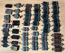 Lot de 60 Condensateurs Anciens, années 1920, 1930