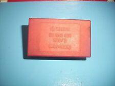 PORSCHE ALTERNATOR REGULATOR (WEHRLE) 55990001   box 5