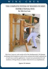 DVD:The Complete System Of Wooden Dummy Instr. By Sifu Gary Lam