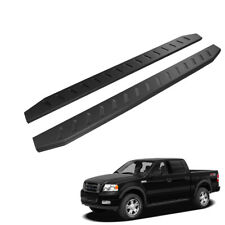 Lincoln Mark LT ARIES S223015 4-Inch Oval Black Steel Nerf Bars Select Ford F-150
