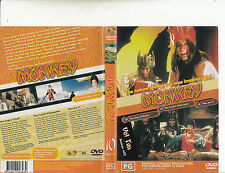 Monkey-1978/80-TV Series Japan-[3 Episodes]-DVD