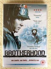 Brotherhood [taegukgi] (DVD, 2005, 2-Disc Set) BRAND NEW, FACTORY SEALED