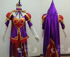 League of Legends Heartseeker Ashe Cosplay Costume Custom Made Any Size