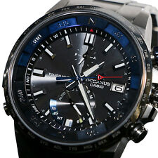 CASIO OCEANUS CACHALOT OCW-P1000B-1AJF Radio Waves Solor Men's Watch New in Box