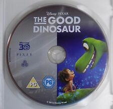 THE GOOD DINOSAUR 3D Blu-Ray disc ONLY Region-Free Disney Import SHIPS FROM USA