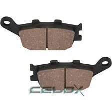 Fits YAMAHA R1 YZF-R1 1000 ABS 2004 2005 2006 2007 2008-2014 REAR BRAKE PADS