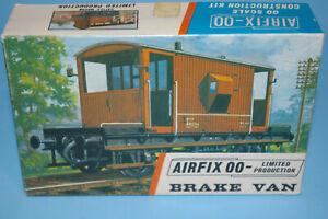 Airfix 00 guage 1:76 Brake Van Plastic Kit