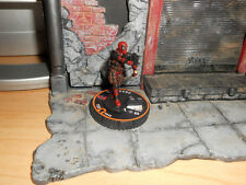 CUSTOM Heroclix DEADPOOL Guns Sword Figure Minature Assassin Marvel