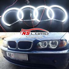 For BMW E39 E46 3 5 Series E36 E38 SMD Led Headlight White Angel Eyes Halo Rings