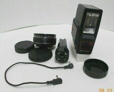 Lot of MISC camera parts items Lens Hood Close Up Vivitar Canon Minolta Gemini