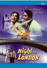 Night in London. Bollywood Film mit Bishwajeet & Mala Sinha . Originale DVD