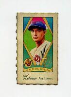RARE HELMAR Baseball Card: #382 BUCKY WALTERS Boston Red Sox SCARCE