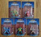 Mattel Micro Collection Masters Of The Universe Complete Set Of 5 NEW FREE SHIP! For Sale