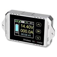 30A Wireless Capacity Voltage watt Power charge discharge Meter Coulomb Counter