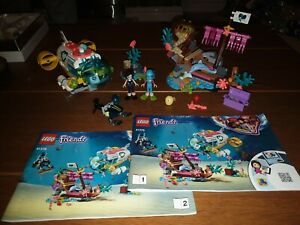 Lego Friends - 41378 - Dolphin Rescue Mission - 100% Complete.