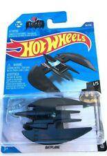 Hot Wheels 2020 BATPLANE 56/250 BATMAN Series 1/5 Mattel Diecast GHB43