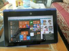HP Stream x360 11-aa050sa, 2 in one Laptop, 11.6 inch touch Screen