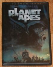 Planet of the Apes DVD.  ( 2-Disc Special Edition) Mark Wahlberg, Tim Roth.